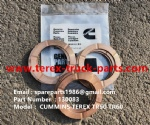 TEREX OFF HIGHWAY MINING RIGID DUMP TRUCK HAULER NHL CUMMINS ENGINE TR45 TR50 TR60  TR45 TR50 TR60 130083 THRUST BEARING