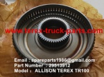 TEREX OFF HIGHWAY MINING RIGID DUMP TRUCK HAULER NHL HAULER TR100 ALLISON TRANSMISSION 29513912 GEAR