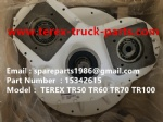 TEREX RIGID DUMP TRUCK HAULER OFF HIGHWAY TRUCK HAULER TR60 TR70 TR100 15342615 PTO POWER TAKE OFF ASSY