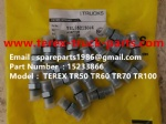 TEREX RIGID DUMP TRUCK HAULER OFF HIGHWAY TRUCK HAULER TR60 TR70 TR100 15233866 CONNECTOR