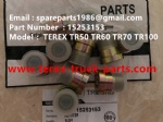 TEREX RIGID DUMP TEREX RIGID DUMP TRUCK HAULER OFF HIGHWAY TRUCK HAULER ALLISON TRANSMISSION TR60 TR70 TR100 CONNECTOR 15253153