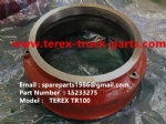 TEREX RIGID DUMP TRUCK HAULER OFF HIGHWAY TRUCK HAULER ALLISON TRANSMISSION TR60 TR70 TR100 15233275 SEAL HOUSING