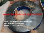 TEREX RIGID DUMP TRUCK HAULER OFF HIGHWAY TRUCK HAULER ALLISON TRANSMISSION TR60 TR70 TR100  15247360 BRAKE DISC