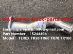 TEREX RIGID DUMP TRUCK HAULER OFF HIGHWAY TRUCK HAULER ALLISON TRANSMISSION TR60 TR70 TR100 15244494 WATER TUBE
