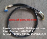 TEREX 3305F Hose Assembly 09069455