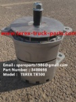 TEREX RIGID DUMP TRUCK HAULER OFF HIGHWAY TRUCK HAULER ALLISON TRANSMISSION MOTOR DRIVE WHEEL MOTOR GE MT3300, MT3600, MT3700, MT4000, MT4400, MT5500, MT6300 MOTOR DRIVE TR60 TR70 TR100 ENGINE CUMMINS 3400698 ALTERNATOR