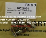 TEREX TR100 MINING DUMP TRUCK 20021924 STRAIGHT CONNECTION