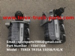 TEREX TR60  MINING DUMP TRUCK AIR DRYER 15041308