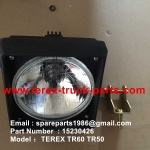 TEREX NHL RIGID DUMP TRUCK TR50 HEAD LIGHT 15230426