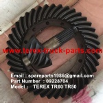 TEREX NHL DUMP TRUCK TR50 GEAR SET 09228704