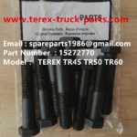 TEREX RIGID DUMP TRUCK TR50 TR60 SRT45 SCREW 15272770
