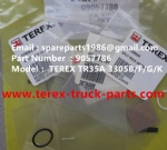TEREX 3305B 3305F 3305G 3305K TR35A HAULER OFF HIGHWAY TRUCK RIGID DUMP TRUCK 09057786 SEAL KIT